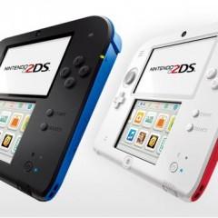Après la 3DS, Nintendo va sortir la 2DS