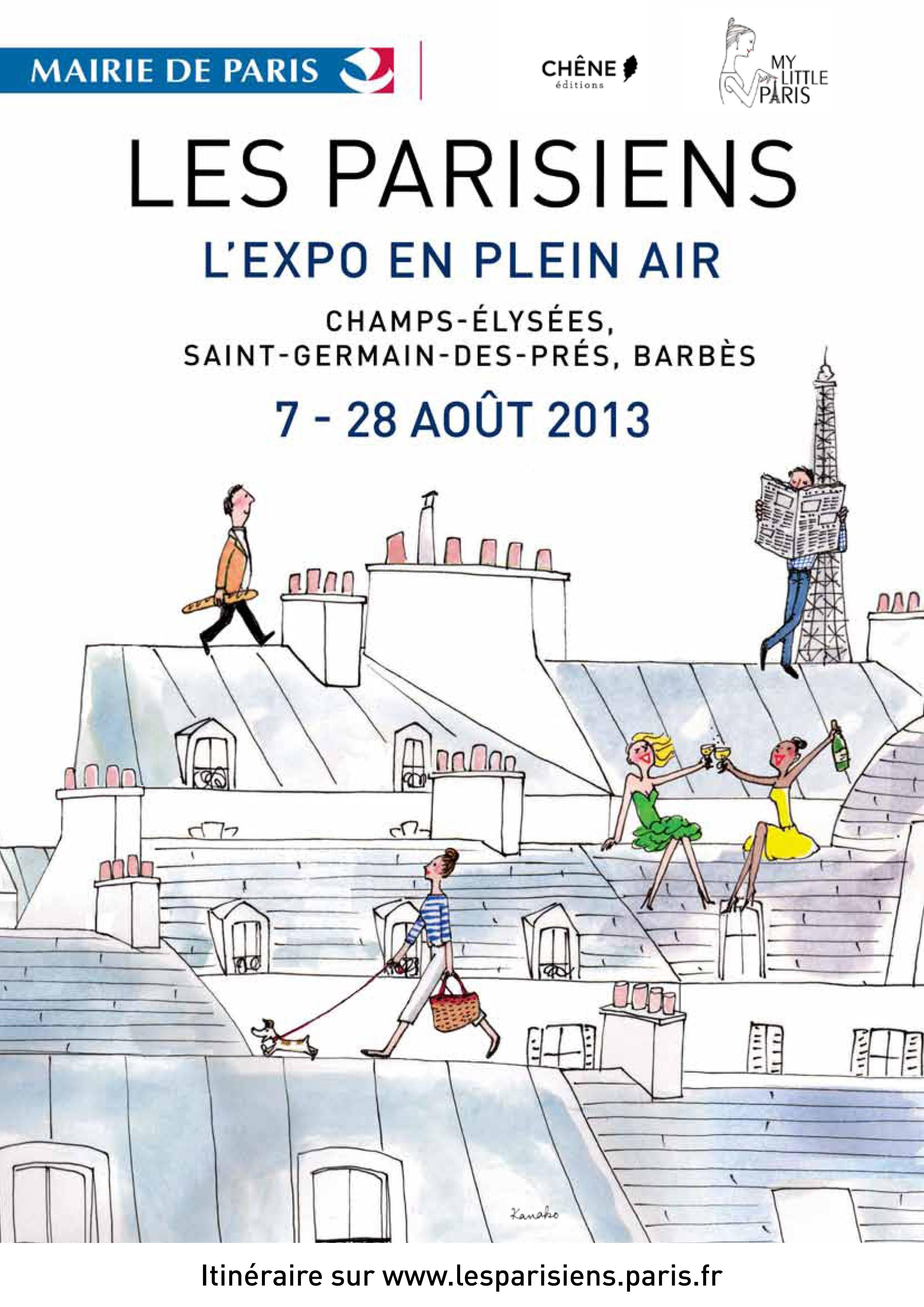 les parisiens expo