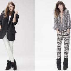 Isabel Marant pour H&M : les premières pièces de la collection enfin dévoilées