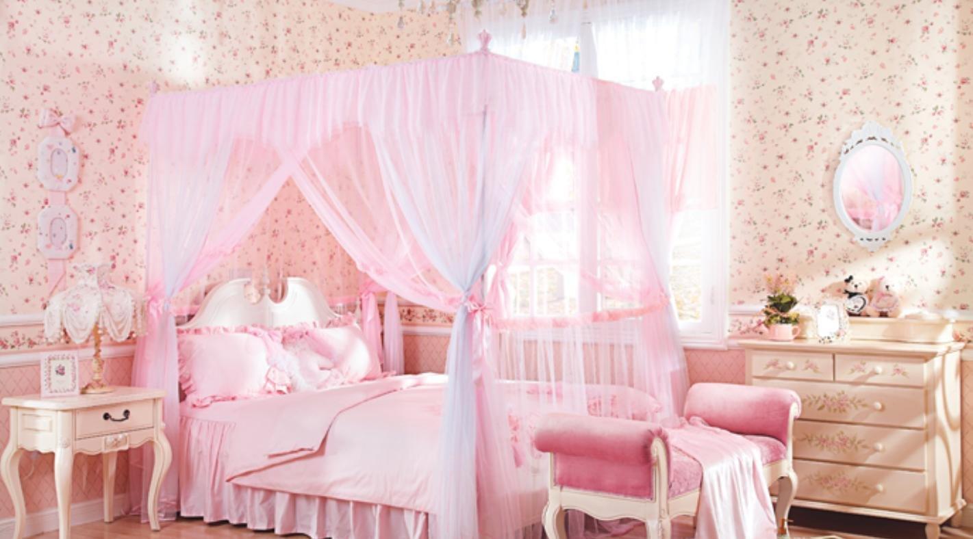 D co une chambre de princesse pour petite fille weegora for Chambre de princesse pour petite fille