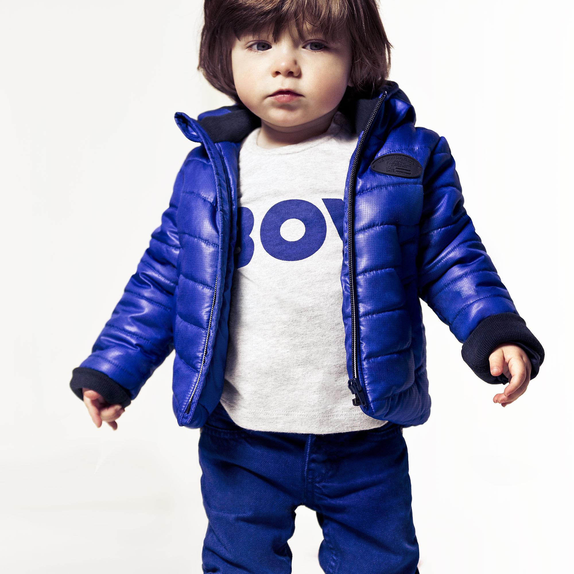 Doudoune bébé tendance mode ikks