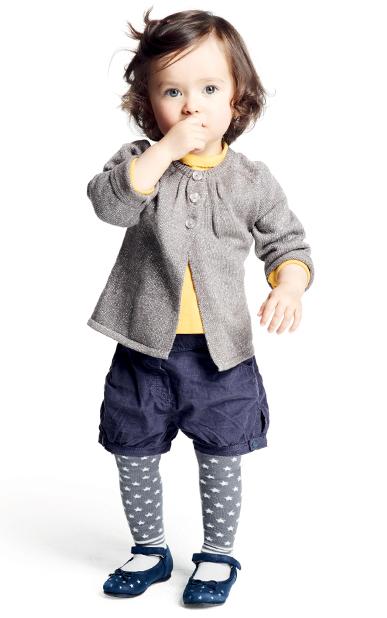 bébé fille tendance mode obaidi