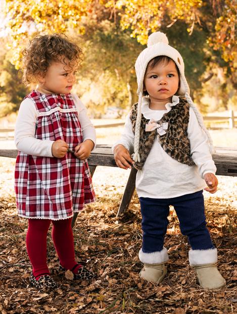 bébé mode tendance gilet h&m