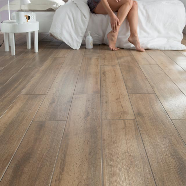 carrelage fa on parquet bois