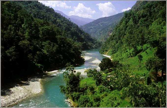 Sikkim inde