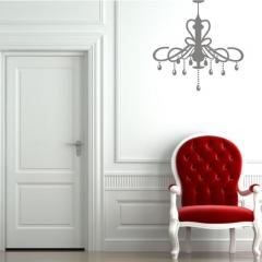 Le style baroque pour une déco chic et exubérante