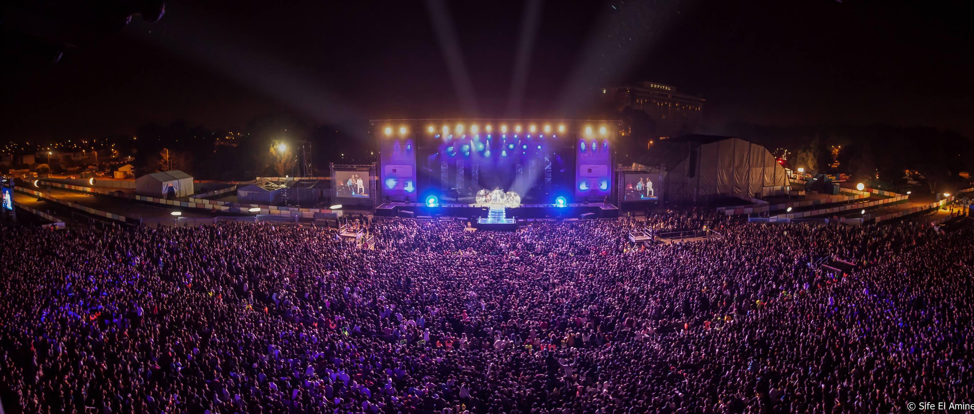 Mawazine Festivals 2014