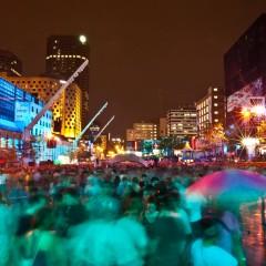 Trois festivals à l'étranger en 2014