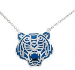Bijoux Kenzo : le tigre se porte autour du cou