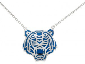 collier tête de tigre bijoux Kenzo