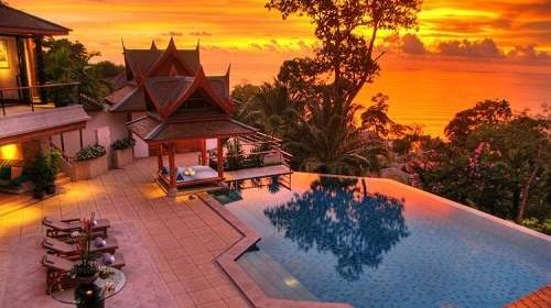 Des vacances de luxe dans une villa de prestige à Phuket