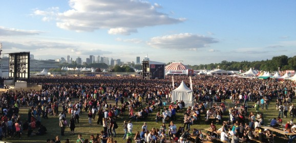 Les festivals de musique de l'été 2014