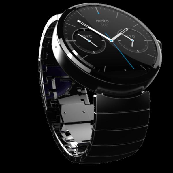 Smartwatch Moto 360 Motorola