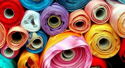tests sur textile