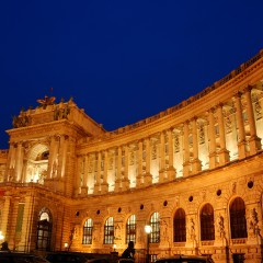 Réveillonner au grand air dans Vienne
