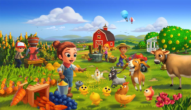 jeux agricoles farmville