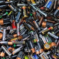 Les appareils high tech et notre consommation en piles et batteries