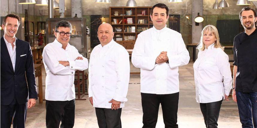 Gastronomie et jeux culinaires les fran ais tous toqu s for Cuisinier connu