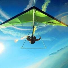 Découvrir le deltaplane cet été