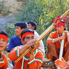 Laos, tourisme et festivités