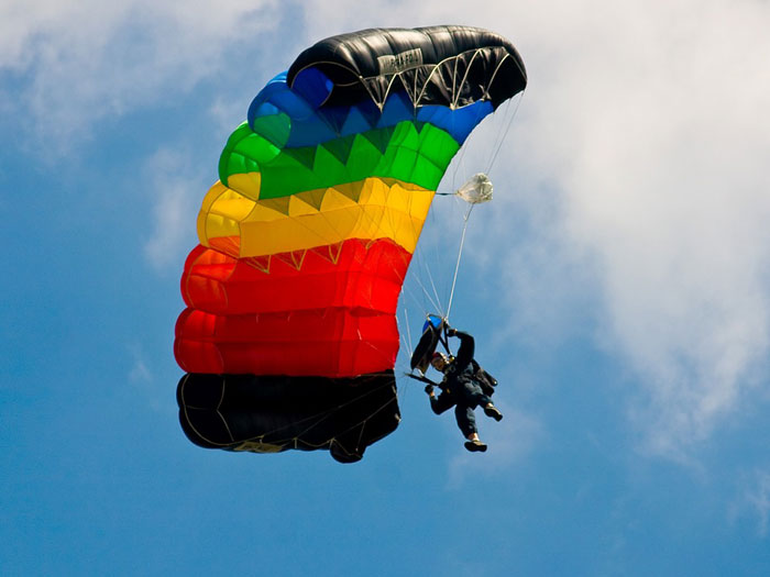 d couvrir le saut en parachute weegora. Black Bedroom Furniture Sets. Home Design Ideas