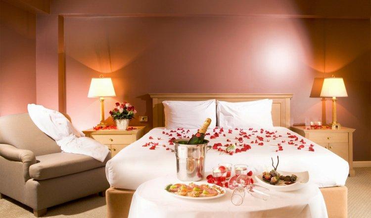 Id es d co pour am nager une chambre de couple weegora - Chambre a coucher pour couple ...